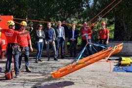 Bomberos de Mallorca celebran una jornada de puertas abiertas por la Diada