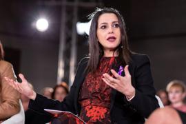 Arrimadas arrasa al ser elegida líder de Ciudadanos