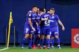 El Leganés sorprende al Villarreal