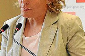 Aina Calvo soprende al PSIB al optar otra vez a dirigir el partido en Palma