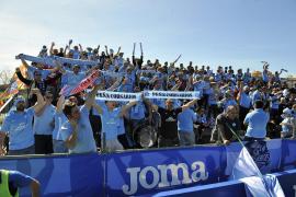 Las mejores imágenes del Atlético Baleares - UD Ibiza (Fotos: Miquel Àngel Llabrés).