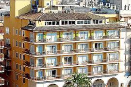 El hotel Saratoga, cincuenta años como emblema turístico del Passeig Mallorca