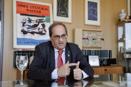 Torra pide explicaciones a Bosch por el caso de acoso sexual en Exteriores
