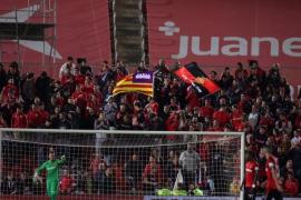 El Mallorca reclama el apoyo de su afición en Son Moix