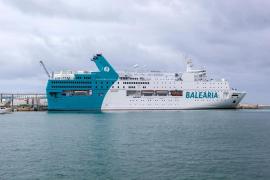 Baleària refuerza sus conexiones entre Dénia y Baleares por la Semana Santa