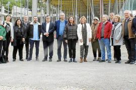 El nuevo colegio de Alcúdia abrirá en enero de 2021 con un mínimo de 125 alumnos