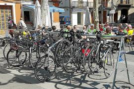 Cancelación masiva de grupos de cicloturistas a hoteles de Mallorca