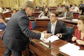 Baleares renunciará a defender una reforma del REB que quedó colgada