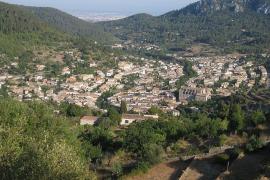 Una vecina de Esporles denuncia el intento de secuestro de su hija