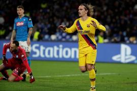 El Barcelona jugará contra el Nápoles a puerta cerrada