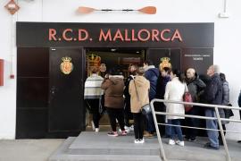 El Mallorca-Barça será a puerta cerrada