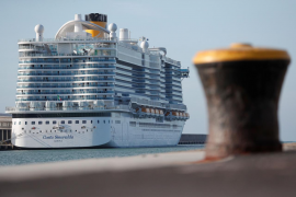 Una cuarentena de cruceros pide hacer escala en Palma para evitar puertos italianos