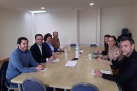 Cort impulsa medidas para promocionar Playa de Palma entre el mercado alemán