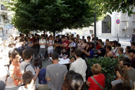 Cuatro entidades sociales critican en Palma una «campaña represiva sin precedentes»
