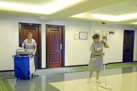 Las llamadas a los trabajadores fijos discontinuos de hostelería en Baleares se ralentizan