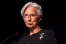 Lagarde advierte del riesgo de una crisis como la de 2008