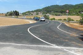 El nuevo vial de acceso que conecta Son Servera con Cala Millor se abre al tráfico