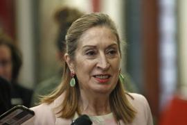 La vicesecretaria tercera de la Mesa del Congreso de los Diputados, Ana Pastor