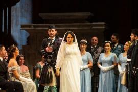 'Lucia di Lammermoor', una ópera en italiano en el Principal