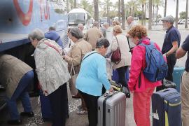 Los hoteles de Baleares perderán 500.000 estancias de los viajes del Imserso
