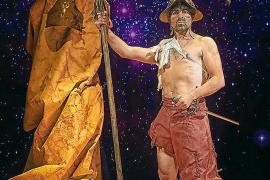 Rodo Gener afronta en la obra 'Magallanes.0' su papel «más difícil»
