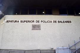 Tres detenidos italianos, sometidos a la prueba de coronavirus en la Policía Nacional de Palma