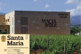 Santa Maria, mucha construcción y mucho comercio