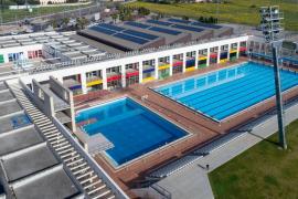 La natación y el tenis balear echan el cierre