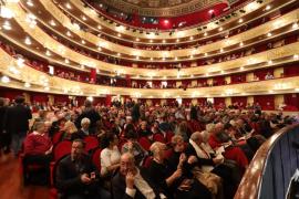 El Teatre Principal cierra durante quince días y Rata Market Sa Presó se aplaza a octubre