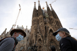 Los casos de coronavirus en España superan los 3.000, con 84 fallecidos