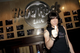 El último superviviente de los Ramones promete dar «caña» en Palma