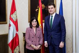 Carolina Darias, segunda ministra con coronavirus