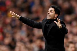 El entrenador del Arsenal Mikel Arteta da positivo por coronavirus