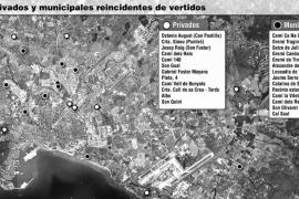 Cort activa un plan para acabar con los vertederos de Palma esta legislatura