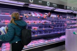Los supermercados y distribuidoras aseguran que Baleares no tendrá desabastecimiento