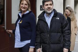 Jordi Sànchez, aislado en una celda por sospecha de coronavirus