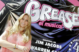 Edurne vuelve a ser Sandy en el regreso del musical 'Grease' a Mallorca