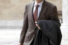 Vicens pide que sea un jurado popular el que le juzgue por el caso Son Oms