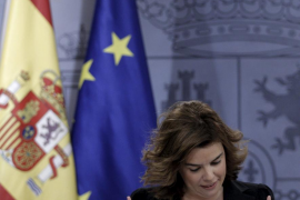 El Gobierno afirma que «no hay una decisión tomada» sobre el rescate bancario