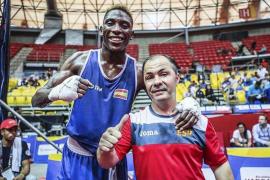 El boxeador Youba Sissokho, a la caza del billete olímpico