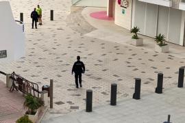 Primeros controles policiales por las medidas del Gobierno.
