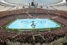 La música de Chopin inaugura la Eurocopa 2012