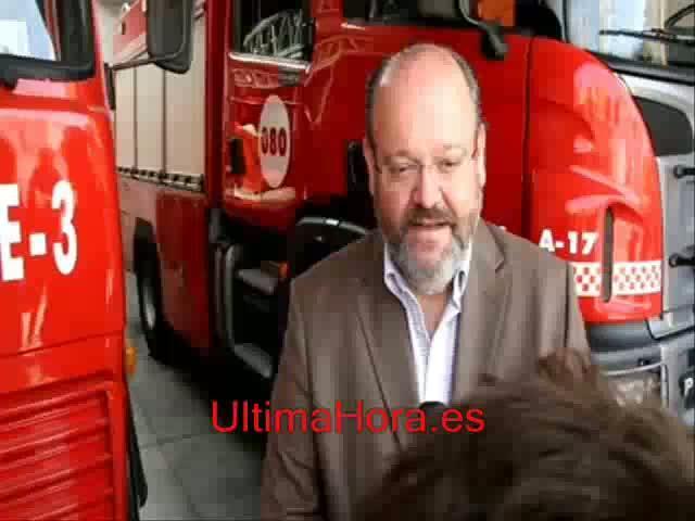 El parque de bomberos de Platja de Palma reabrirá la próxima semana tras varios meses cerrado