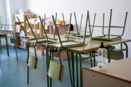 Los profesores no tendrán que ir a trabajar a los colegios