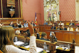 El PP quiere que el recorte de diputados también se haga en los cuatro consells
