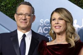 Tom Hanks y su mujer dados de alta tras recuperarse del coronavirus