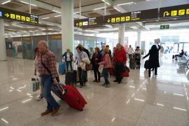 Baleares trabaja en la 'operación retorno' de unos 25.000 turistas