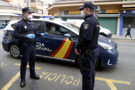 Primer detenido en Baleares por negarse a confinarse en casa
