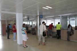 El Ejército desinfectará la sede de tráfico de Palma