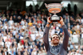 Roland Garros se disputará del 20 de septiembre al 4 de octubre